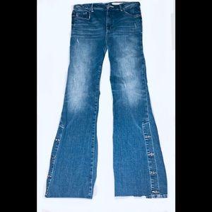 Anthrapology pilcro jeans